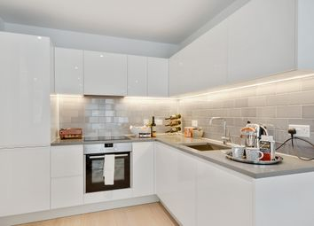 Thumbnail 1 bedroom flat for sale in 9 Starboard Way, Traders' Quarter At Royal Wharf, London
