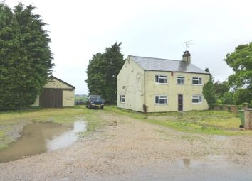 Thumbnail 3 bed detached house for sale in Cants Drove, Murrow, Wisbech