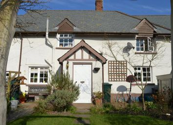 Thumbnail 3 bed end terrace house for sale in Forge Cottages, The Green, Morchard Bishop, Crediton