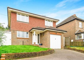 Thumbnail 4 bed detached house for sale in Western Road, Crowborough