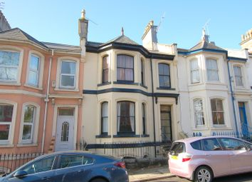 Thumbnail 4 bed terraced house for sale in Molesworth Road, Stoke, Plymouth