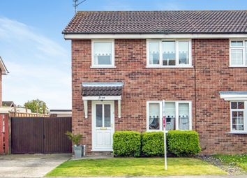 Thumbnail 3 bedroom semi-detached house for sale in Chislehurst Road, Carlton Colville, Lowestoft