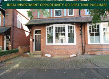 Thumbnail 1 bed property for sale in 12 Alexandra Road, Stoneygate, Leicester