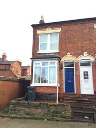 Thumbnail 3 bed terraced house to rent in Southfield Avenue, Edgbaston