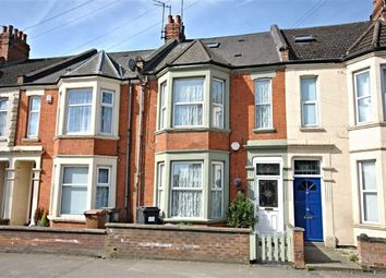 Thumbnail 4 bed terraced house for sale in Harlestone Road, Northampton