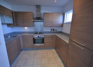 Thumbnail 2 bed flat to rent in Kingfisher Meadow, Hart Street, Maidstone, Kent