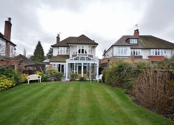 Thumbnail 4 bed detached house for sale in Parkway, Southgate
