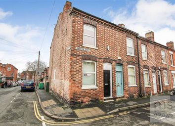 Thumbnail 4 bed end terrace house for sale in Osmaston Street, Nottingham