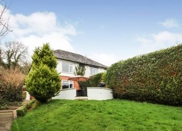 Thumbnail 3 bed semi-detached house for sale in Bronwylfa, Llanymynech