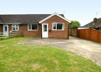Thumbnail 3 bed semi-detached bungalow to rent in Pot Kiln Road, Great Cornard, Sudbury