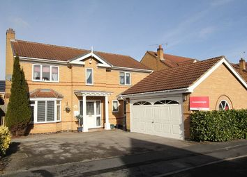 Thumbnail 4 bed detached house for sale in Adwick-Le-Street, Doncaster, Yorkshire
