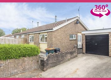 Thumbnail 2 bed semi-detached bungalow for sale in Stockton Close, Newport