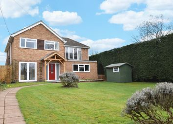 Thumbnail 4 bed detached house for sale in Priors Lane, Blackwater, Camberley