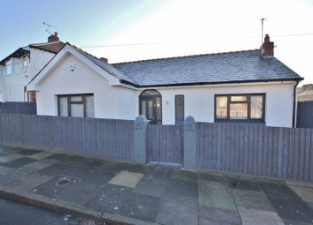 Thumbnail 2 bed detached bungalow for sale in School Lane, Wallasey, Wirral