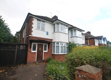 Thumbnail 3 bedroom property to rent in New Bedford Road, Luton