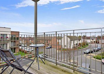 Thumbnail 1 bedroom flat for sale in Ager Avenue, Dagenham, Essex