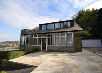 Thumbnail 5 bedroom detached house for sale in Park Drive, Heaton, Bradford, West Yorkshire