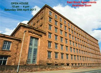 Thumbnail 2 bed flat for sale in Apartment D, East Block, Shaddon Mill, Carlisle, Cumbria