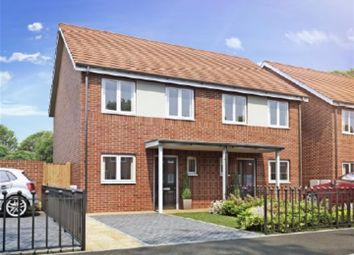 Thumbnail 2 bed semi-detached house for sale in Perry Meadows, Perry Common, Birmingham