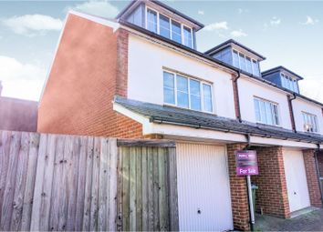 Thumbnail 3 bed town house for sale in Cambridge Road, Inner Avenue, Southampton