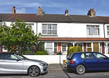 Thumbnail 3 bedroom terraced house to rent in Ham Road, Worthing