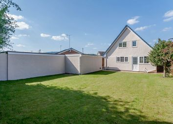Thumbnail 3 bed detached house for sale in Crogen, Chirk, Wrexham