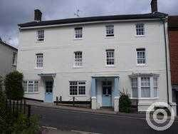 Thumbnail 1 bed flat to rent in Kingsbury Street, Marlborough