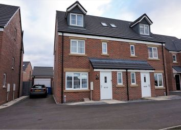 4 bed semi-detached house for sale in Wooler Grange, Blyth NE24