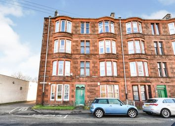 Thumbnail 1 bed flat for sale in Cramond Terrace, Glasgow