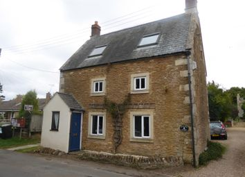 Thumbnail 5 bed cottage to rent in Church Lane, Glaston, Oakham