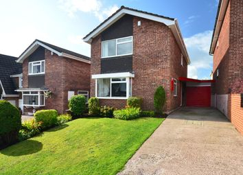 Thumbnail 3 bedroom detached house for sale in Yarnfield Close, Meir