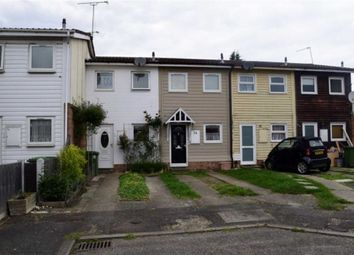 Thumbnail 2 bed terraced house for sale in Voysey Gardens, Basildon, Essex