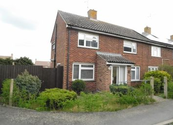 Thumbnail 3 bed end terrace house for sale in Ashburnham Road, Needham Market, Ipswich