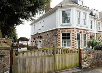Thumbnail 8 bed semi-detached house for sale in St. Albans Road, Torquay