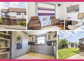 Thumbnail 3 bed semi-detached house for sale in Vaindre Drive, St. Mellons, Cardiff