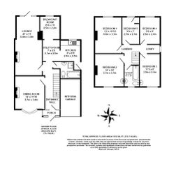 Thumbnail 5 bed shared accommodation to rent in School Lane, Surrey