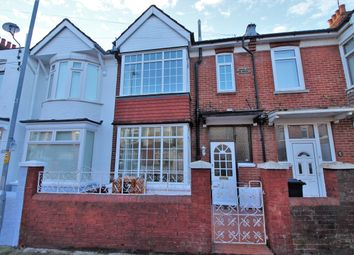 Thumbnail 3 bed terraced house for sale in Hewett Road, Portsmouth