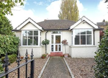 Thumbnail 4 bed detached bungalow for sale in Riverfield Road, Staines-Upon-Thames, Surrey