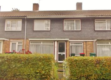 Thumbnail 3 bed terraced house to rent in Covert Close, Crawley