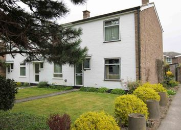 Thumbnail 2 bed end terrace house for sale in Priory Close, Burwell