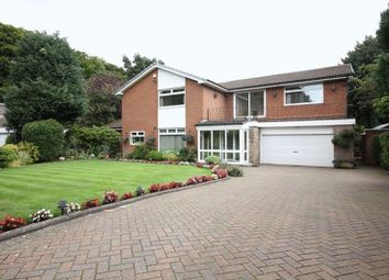Thumbnail 6 bed detached house for sale in Cabot Green, Woolton, Liverpool