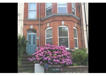 Thumbnail 4 bedroom terraced house to rent in Milward Crescent, Hastings