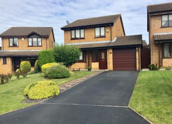 Thumbnail 4 bed detached house for sale in Curie Croft, Apley