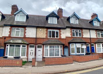 Thumbnail 5 bed terraced house to rent in Evington Road, Evington, Leicester