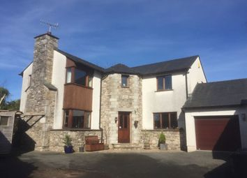 Thumbnail 4 bed detached house for sale in North Road, Carnforth, Cumbria