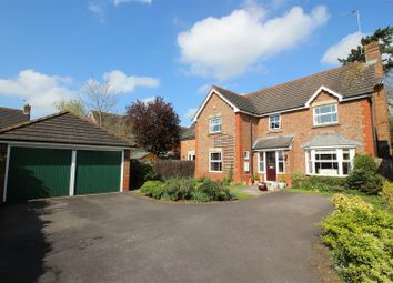 Thumbnail 5 bed detached house for sale in Wolverton Close, Chippenham