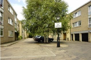 Thumbnail 2 bed flat to rent in Chester Close North, London