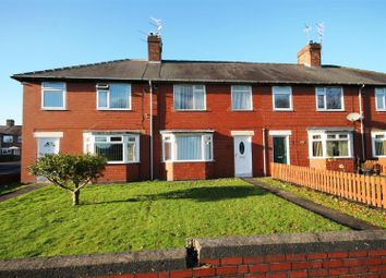 Thumbnail 3 bed terraced house for sale in South End Villas, Crook