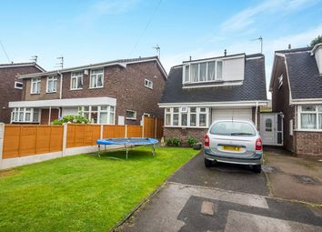 Thumbnail 3 bed semi-detached house for sale in Primley Close, Walsall