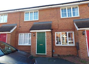 Thumbnail 2 bed terraced house for sale in Ellington Road, Bedford, Bedfordshire